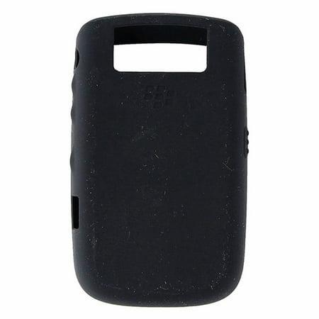 9630 Blackberry (Blackberry Silicone Gel Skin Case for Blackberry 9650 / 9630 - Black )
