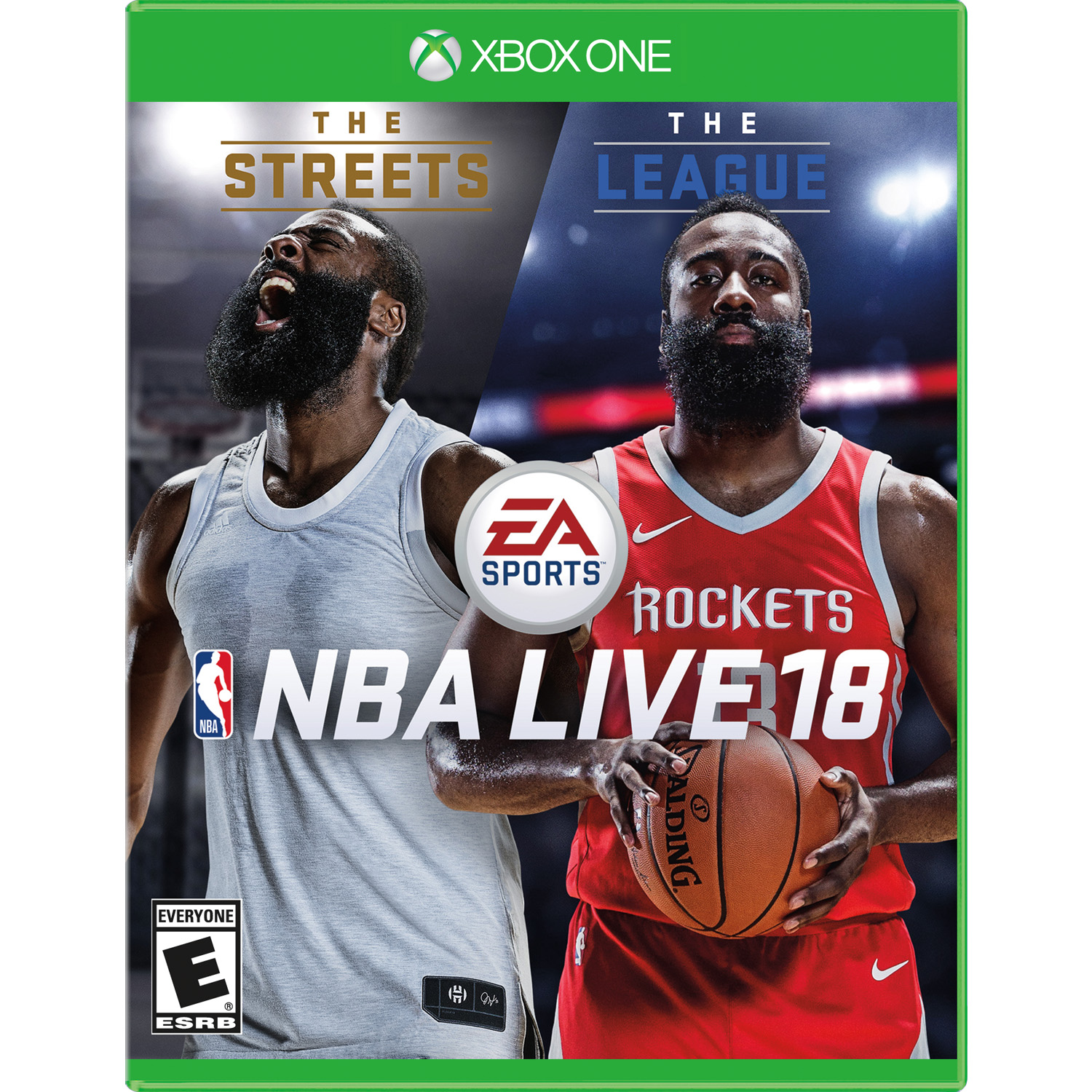 NBA Live 18, Electronic Arts, Xbox One, 014633368604 by Electronic Arts