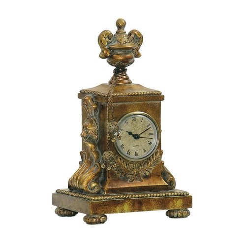 Sterling Industries 91-1548 Barcelona Mantle Table Clock