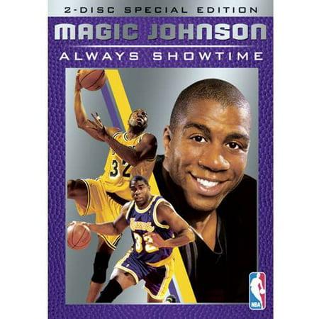 Nba  Magic Johnson  Always Showtime  Special Edition