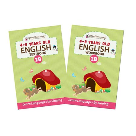Sing2Learn English-2B-Textbook Beginner 1 English Textbook 216-230