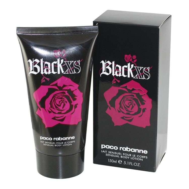 Black Xs Sensual Body Lotion 5.1 Oz / 150 Ml