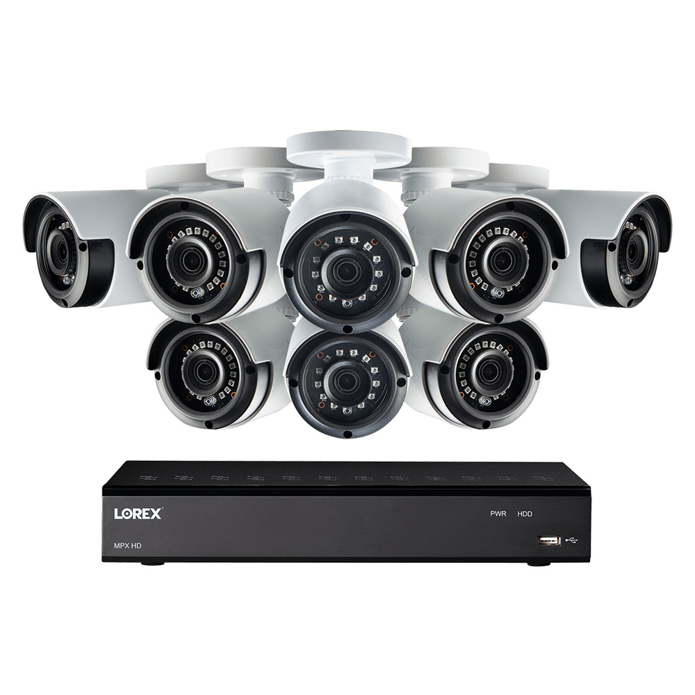 Lorex LAB223B High Definition 1080p Bullet Security Camera