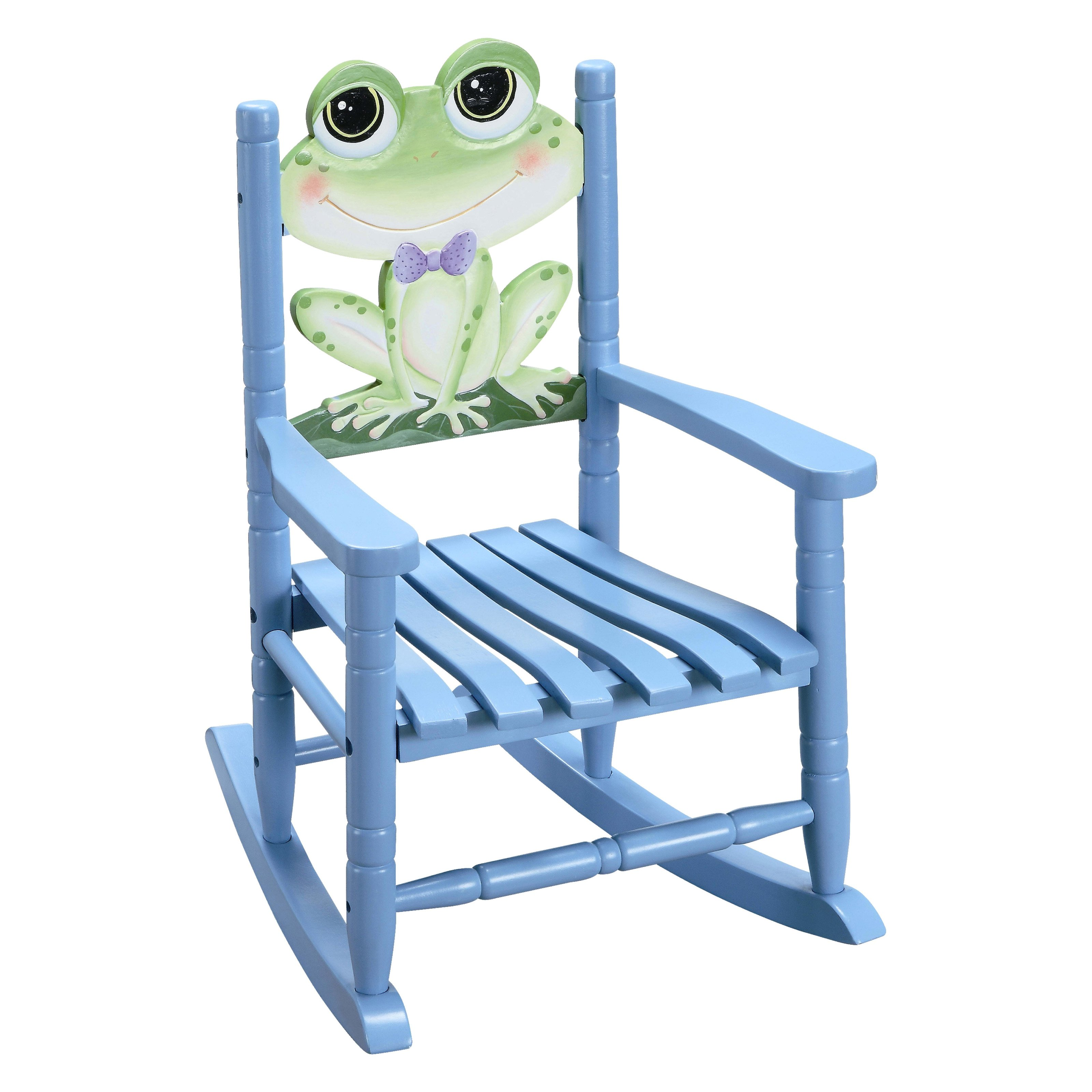 Fantasy Fields Kids Froggy Rocking Chair