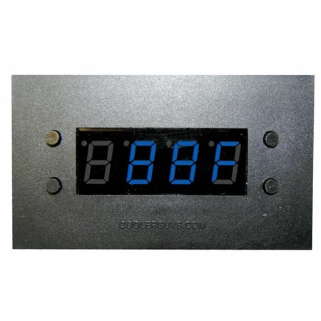 Programmable LED Thermal Fan Controller 2-2A (4Pin (Best Lcd Fan Controller)