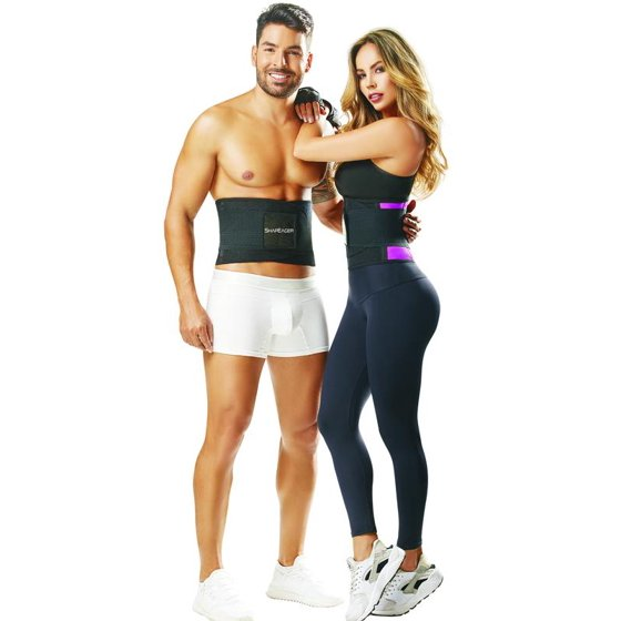 16739faa031 Body Shaper Faja TECNOMED Belt Back Brace Waist Cincher Activewear fitness  Weight Lift Workout LowerBack Support Abdominal Reducer High Control  Compression ...