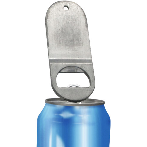 Keychain Bottle - Can Opener - All Metal