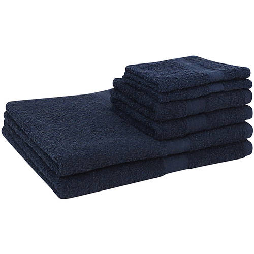Click here to buy Mainstays Basic 6-Piece Towel Set by FEROZE 1888 MILLS LIMITED.