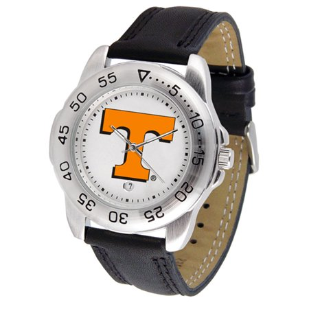 """Tennessee Volunteers NCAA """"Sport"""" Mens Watch (Leather Band)"""