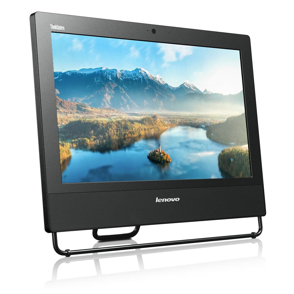 "Refurbished Lenovo ThinkCentre M73z 20"" HD+ All-in-One PC Intel i5 Quad Core 8GB 500GB No OS"