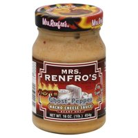 Renfro Foods Mrs Renfros  Nacho Cheese Sauce, 16 oz