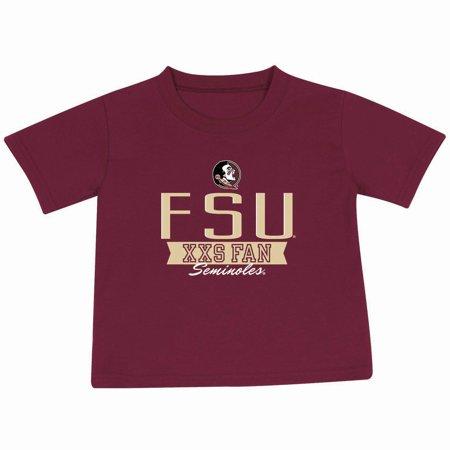 Toddler Russell Garnet Florida State Seminoles T-Shirt