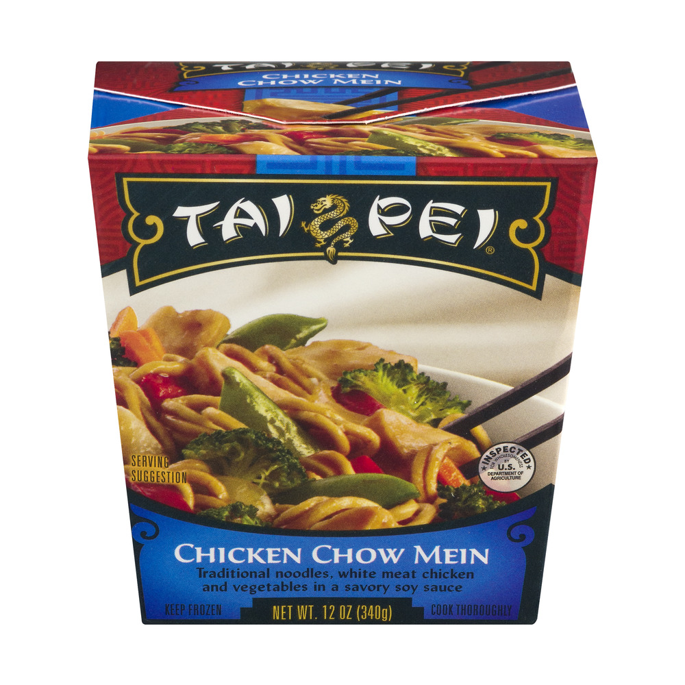 Tai Pei Chicken Chow Mein, 12.0 OZ