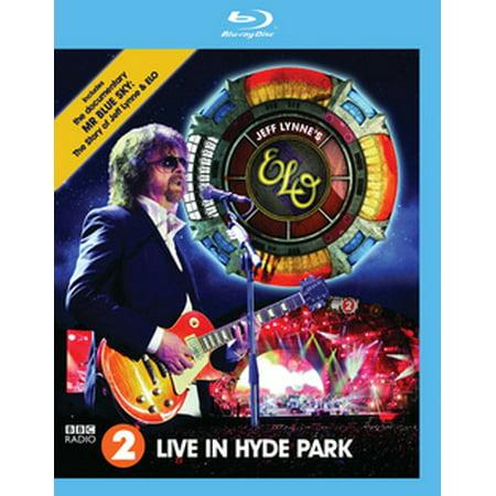 - Jeff Lynne's ELO: Live in Hyde Park (Blu-ray)