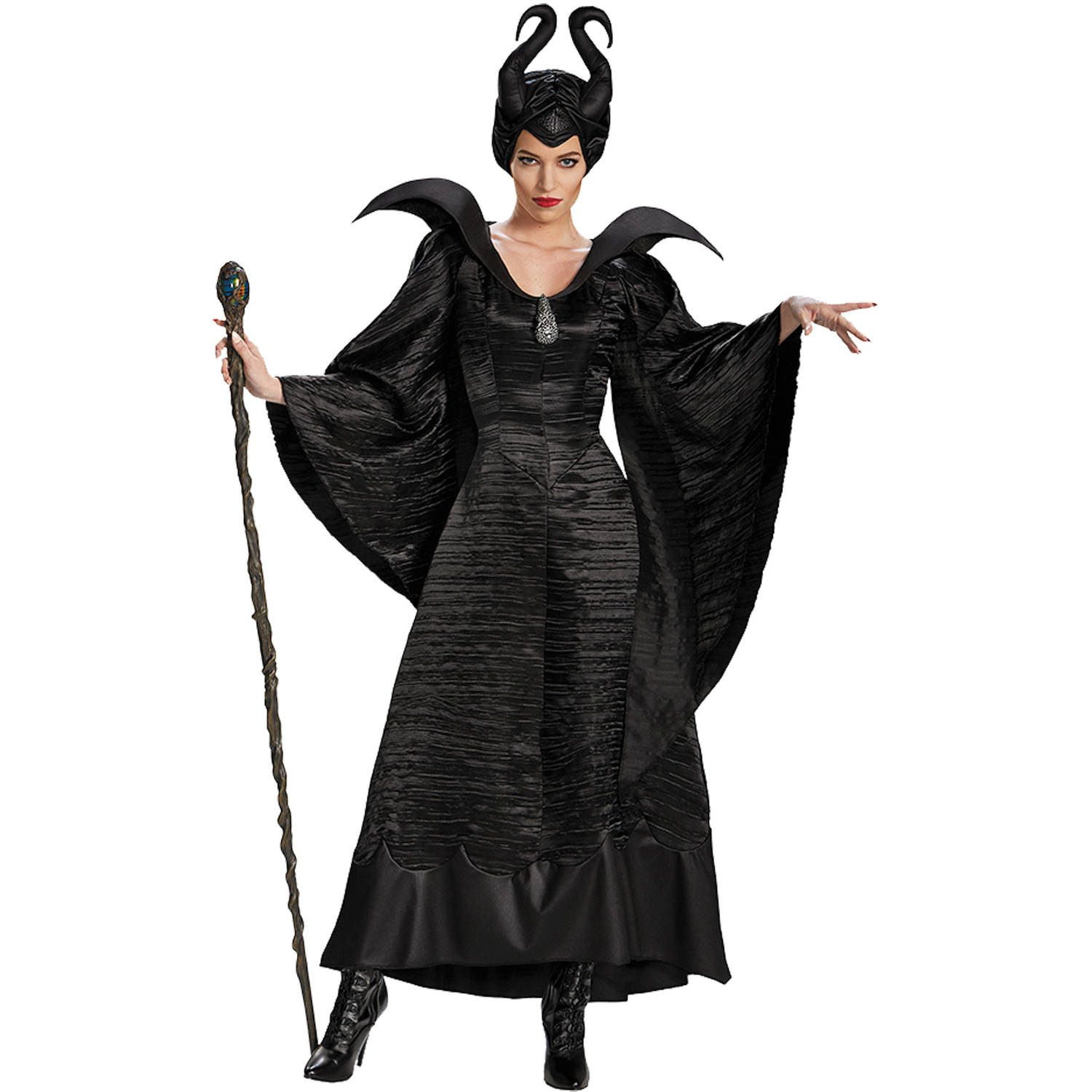 Black Maleficent Christening Women's Adult Halloween Costume