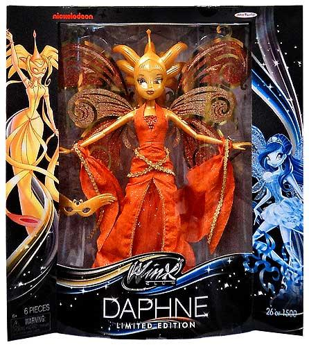 Winx Club Daphne Doll