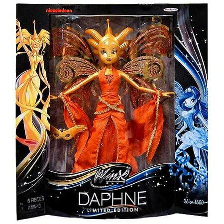 Winx Club Daphne Doll (Winx Club Glam Magic Enchantix Dolls For Sale)