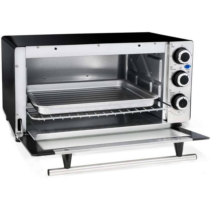 Elite Platinum ETO-140C Stainless Steel 6-Slice Convection Toaster Oven Broiler