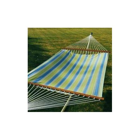 13' Fabric Hammock - Hampton Bay Summer Stripe