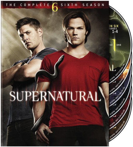 Supernatural: The Complete Sixth Season by WARNER HOME ENTERTAINMENT
