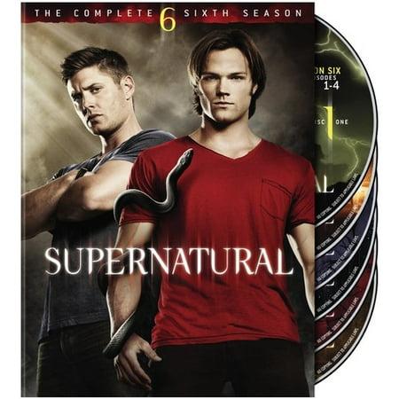 Supernatural  The Complete Sixth Season