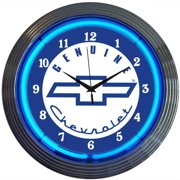 Neonetics Cars and Motorcycles 15'' Wall Clock