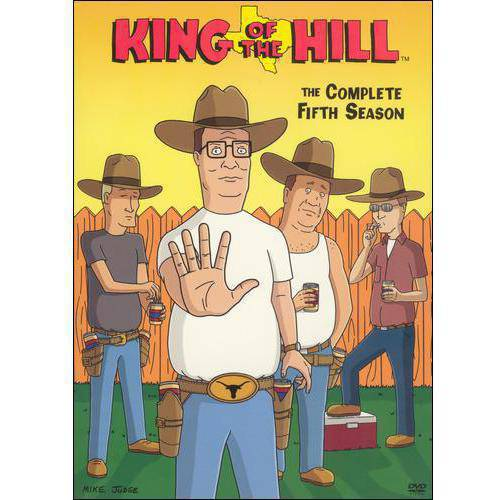 King Of The Hill: The Complete Fifth Season (Full Frame)