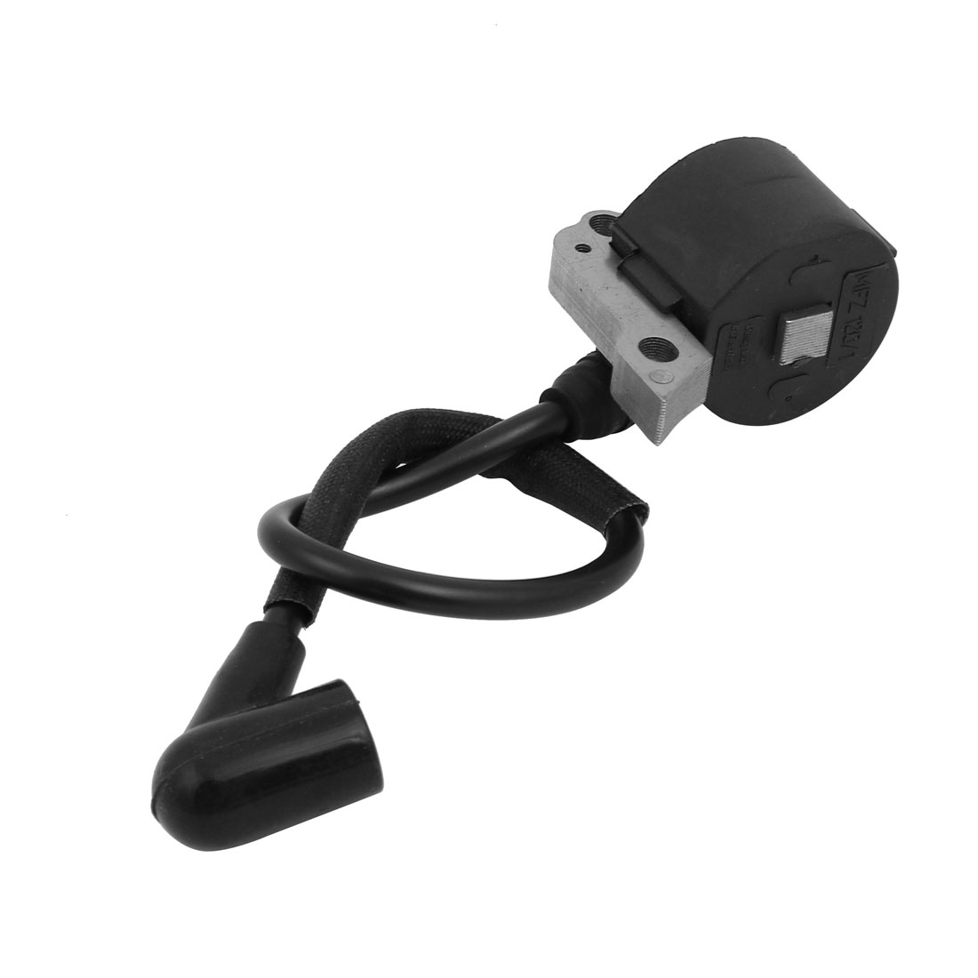 Unique Bargains Ignition Coil Wired Pit Electric Chain Saw Parts for Gasoline Engine Black D-111 - image 1 of 2
