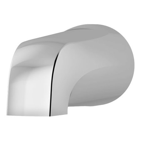 Non-Diverter Tub Spout in Polished Chrome