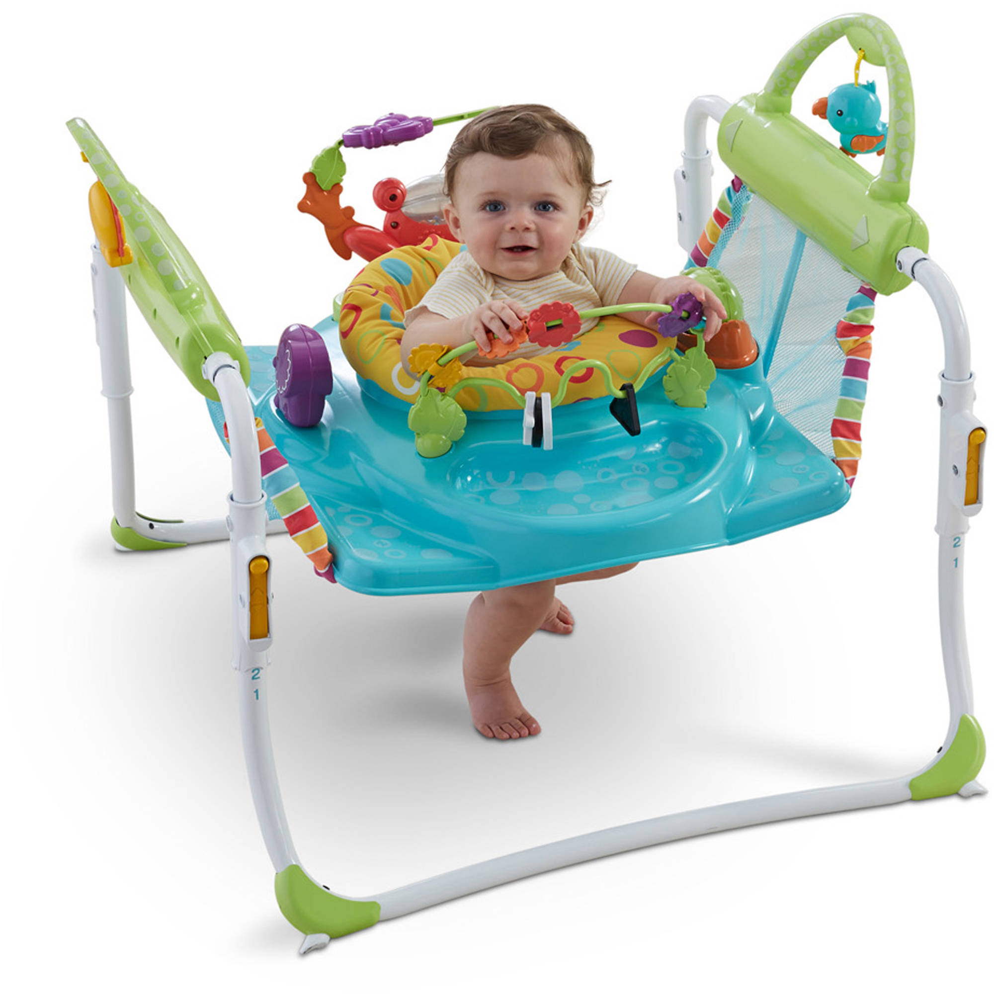 Fisher-Price First Steps Jumperoo - Walmart.com