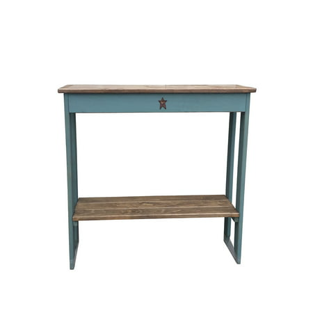 Furniture Barn USA™ Primitive Rustic Country Style Sofa Table ()