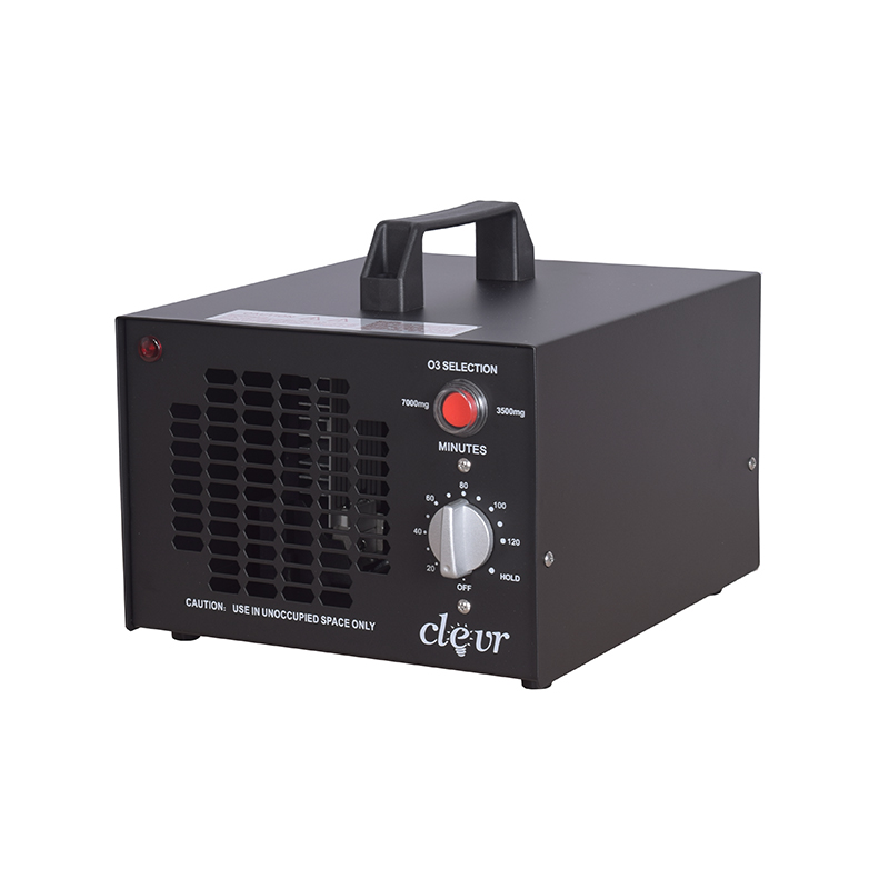 Clevr Commercial Ozone Generator Industrial 5000mg h O3 Air Purifier Deodorizer | 1 YEAR... by Clevr