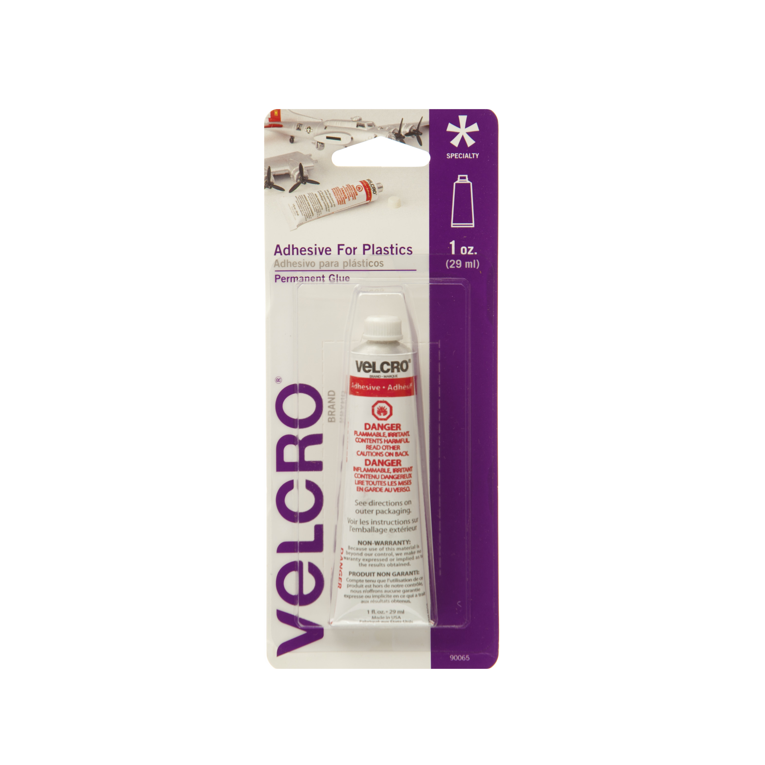 Industro 8 Purple Cable Ties Pack of 25