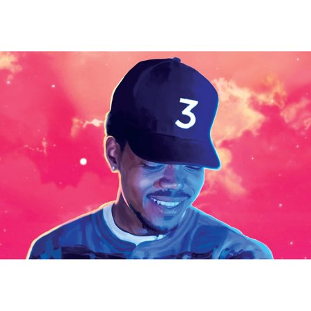 Chance The Rapper Domestic Poster