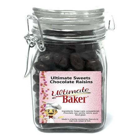 Ultimate Sweets Chocolate Raisins (1x2oz)