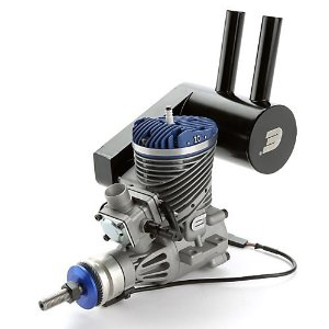 20GX 20cc Gas Engine with Pumped Carburetor Multi-Colored