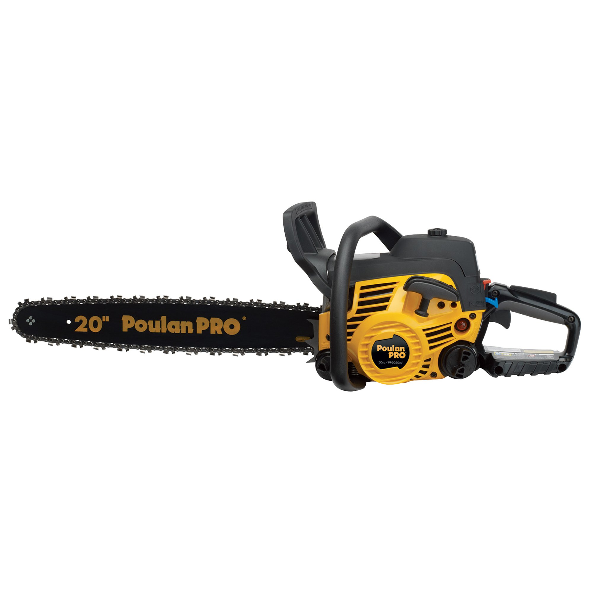 "Factory Reconditioned Poulan Pro 20"" 50CC Gas Chainsaw by Poulan Pro"