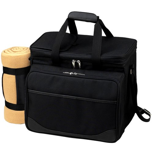 Picnic At Ascot Deluxe Rolling Cooler