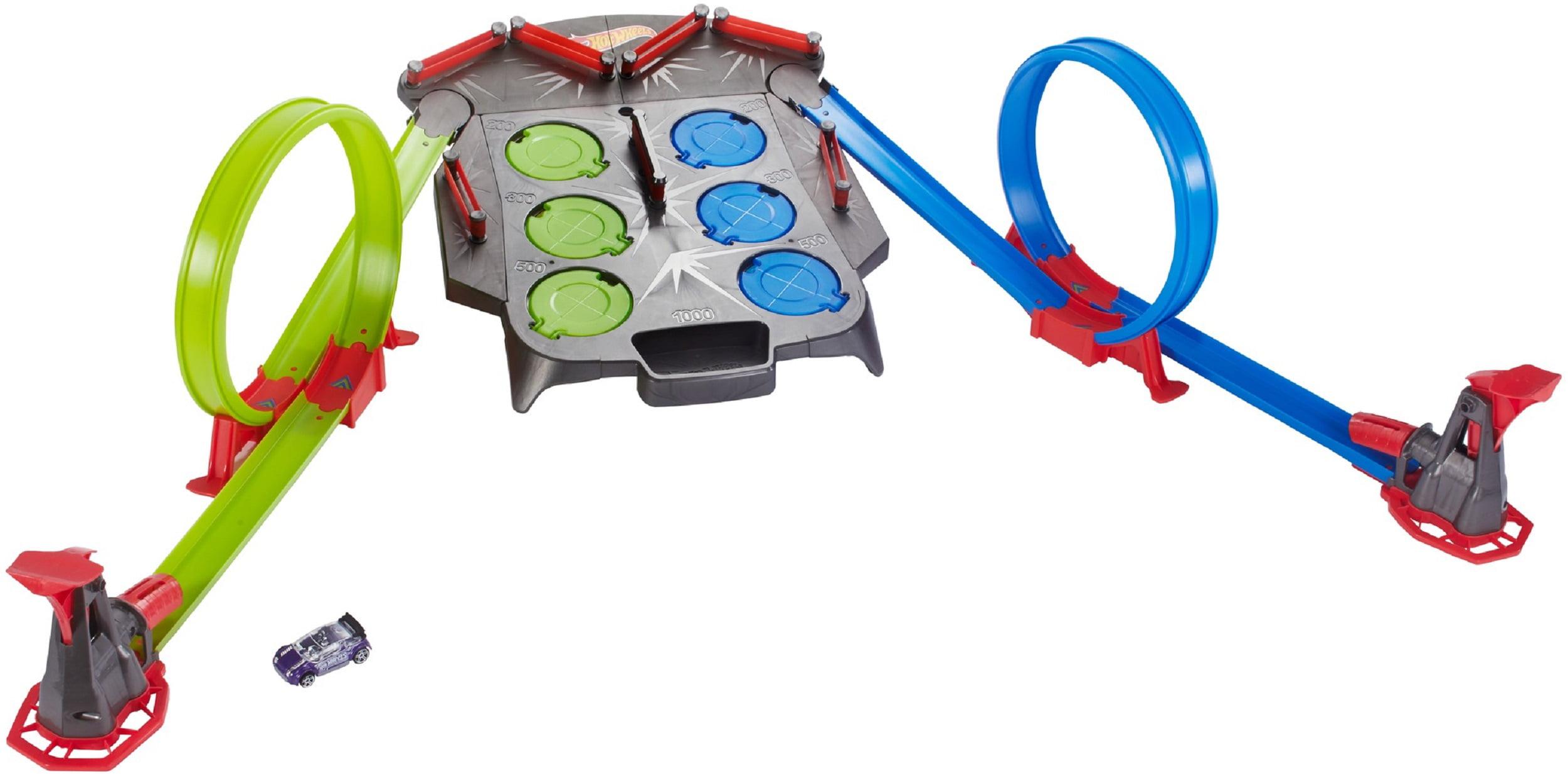 Hot Wheels Rebound Raceway Playset by Mattel