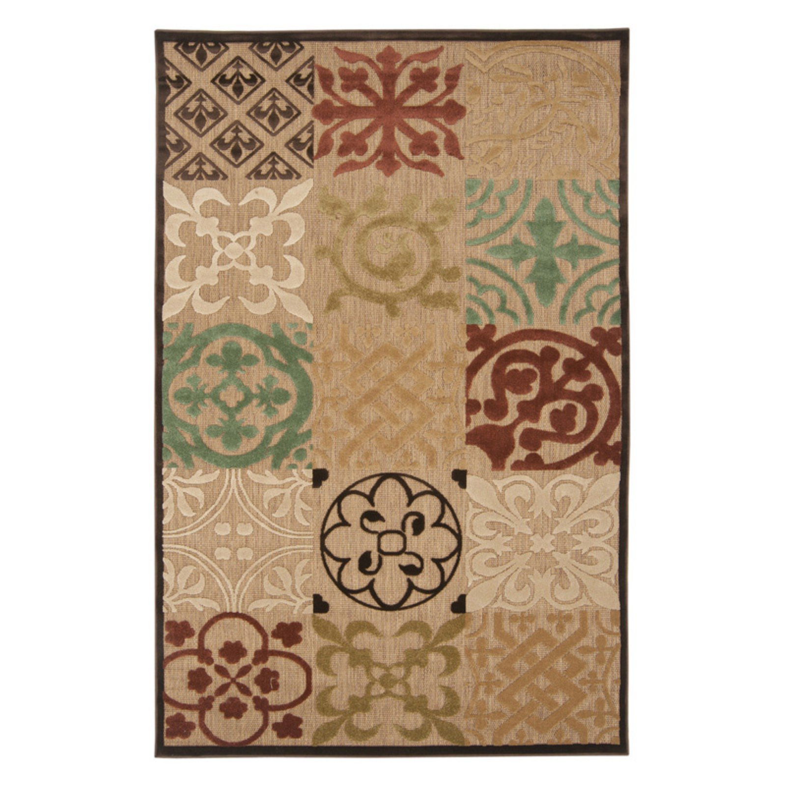 Surya Portera PRT-1002 Indoor Outdoor Area Rug