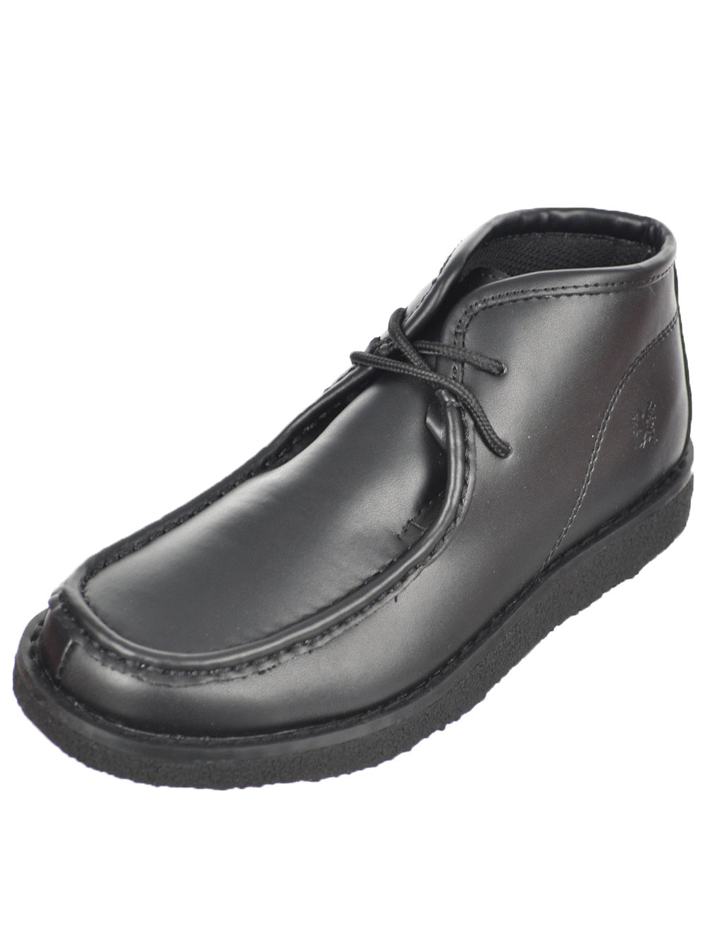 "Stacy Adams Boys ""Claxton"" Chukka Boots (Youth Sizes 12.5 7) by Stacy Adams"