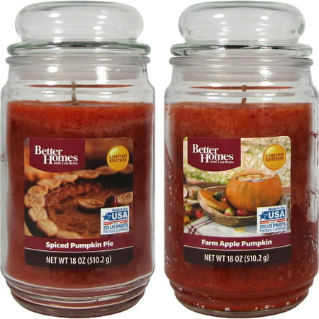 Better Homes And Gardens 18oz 2 Pk Pumpkin Assortment Farm Apple Pumpkin Spiced Pumpkin Pie