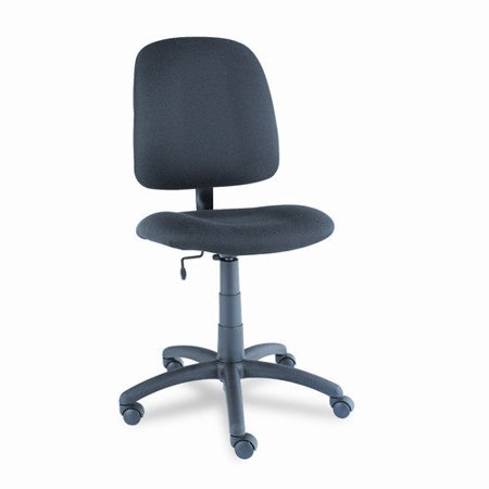 Global Total Office Goal Armless Low Back Pneumatic Task Chair