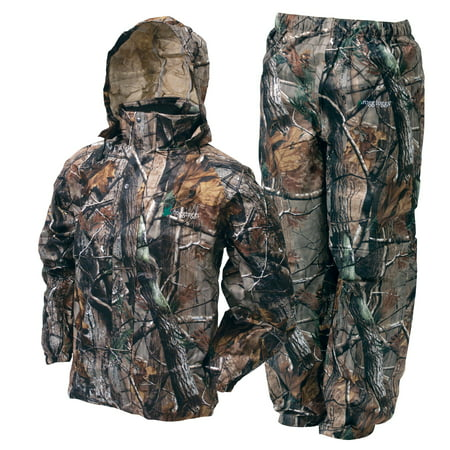 All Sports Camo Suit | Realtree Xtra | Size MD - Halo Suit Real Life