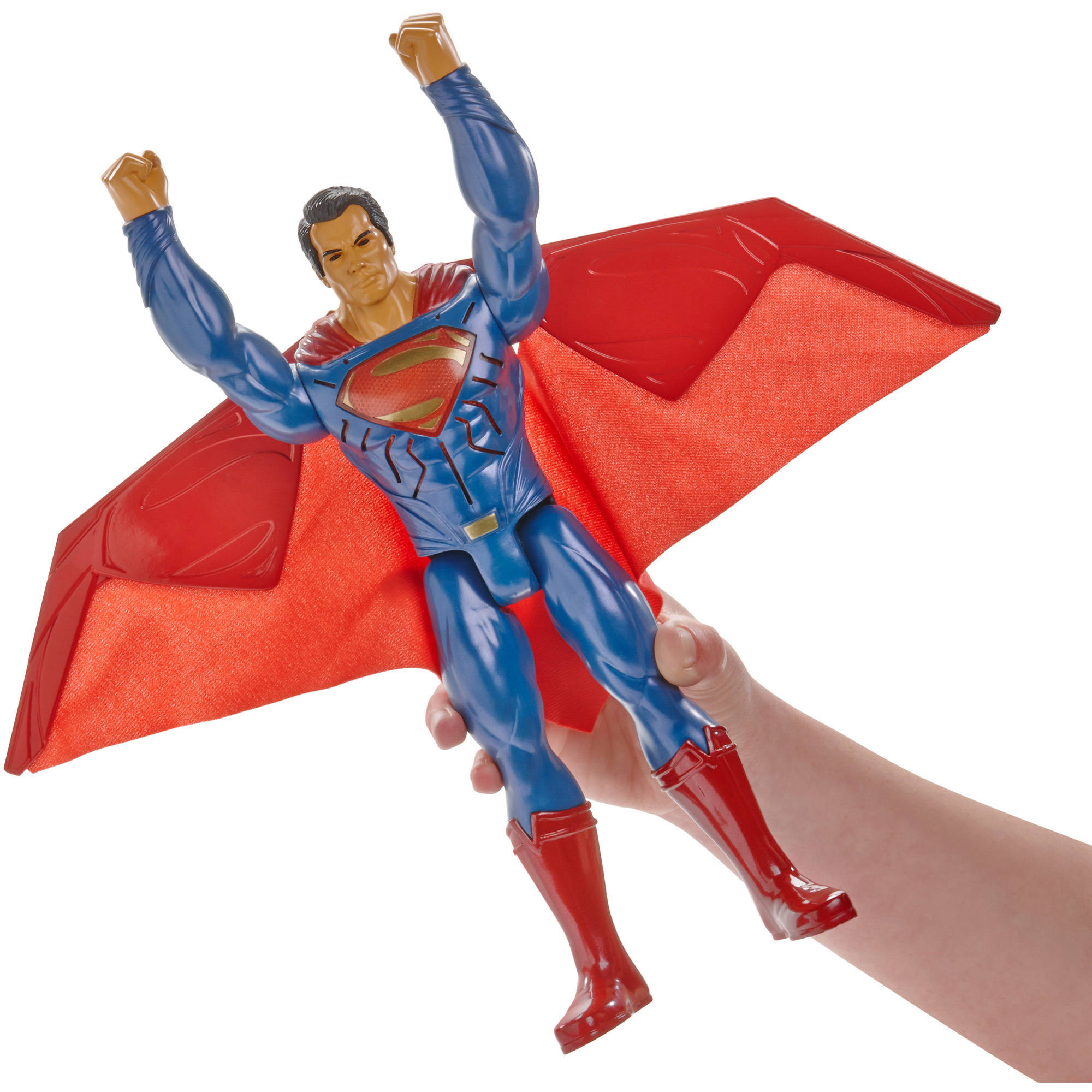 "Batman V Superman: Dawn of Justice Heat Vision Superman 12"" Deluxe Figure"