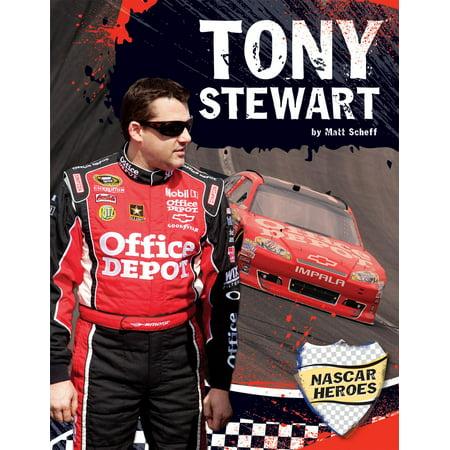Tony Stewart - Tony Stewart Halloween