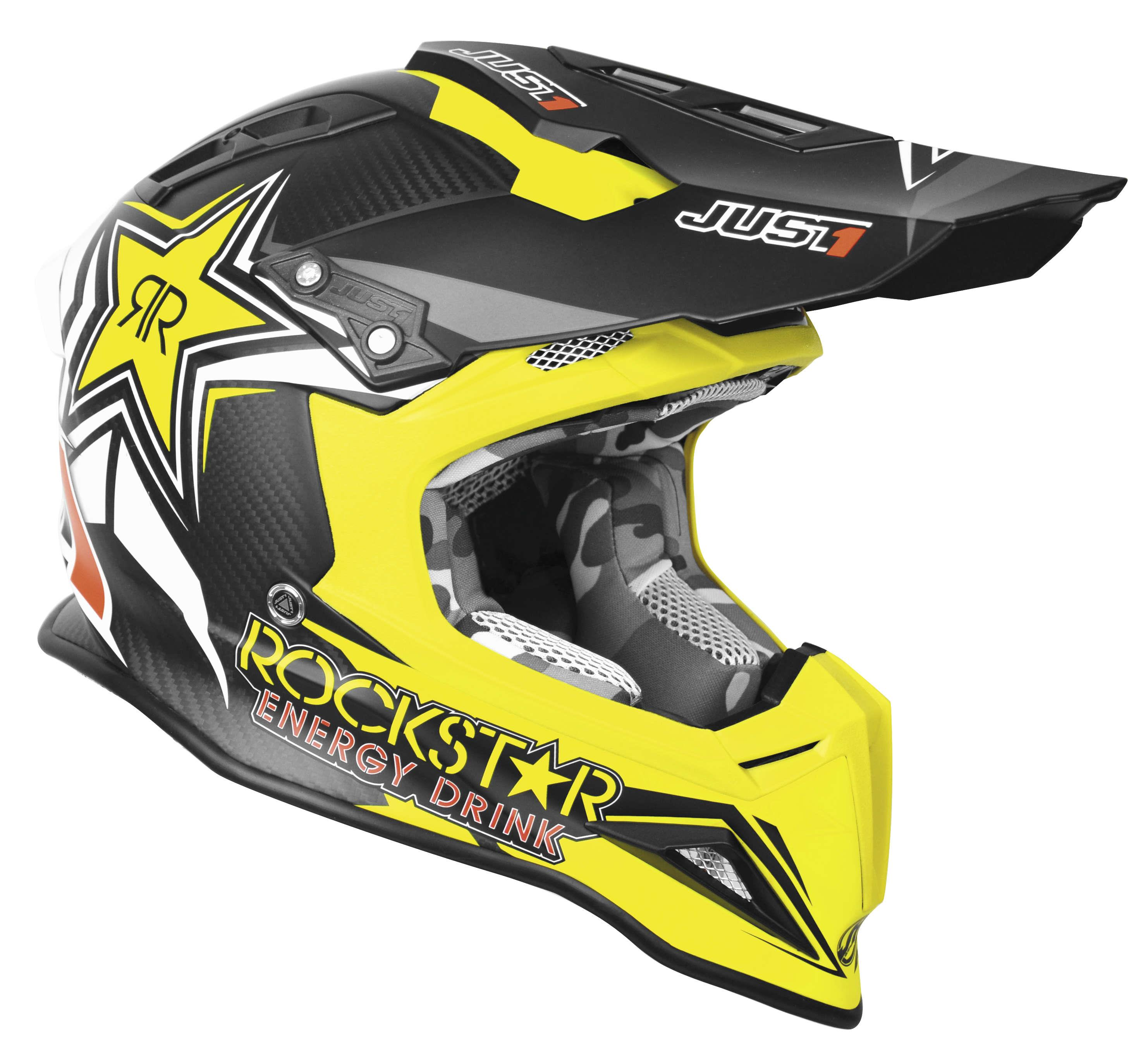 Just 1 J12 Rockstar Helmet