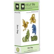 Cricut Lite Zoo Day Cartridge, 1 Each