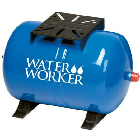 Tank Water - WATER WORKER HT-14HB 14GAL Horiz Pressure Tank