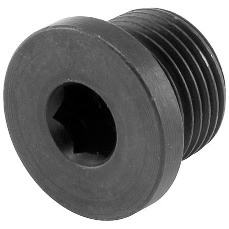 Daytona Twin Tec 115002 18mm Mild Steel Plug for O2 Sensor Ports